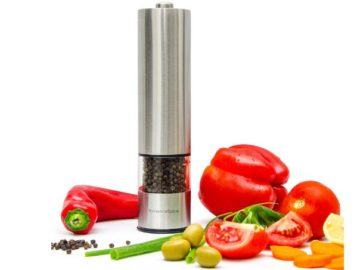Win an Enhance Best Pepper Grinder