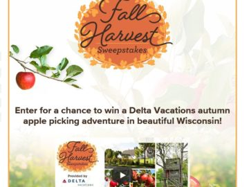 Hallmark Channel Fall Harvest Sweepstakes