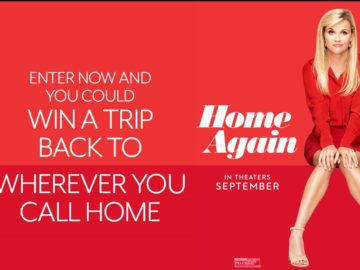 Fandango Home Again Sweepstakes
