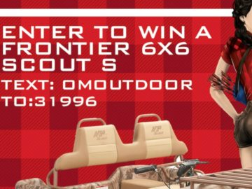 Old Milwaukee OMOUTDOOR Text-to-Win Sweepstakes