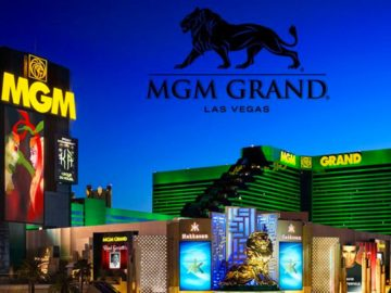 Win a 3-Day, 2-Night Stay at MGM Grand Las Vegas!