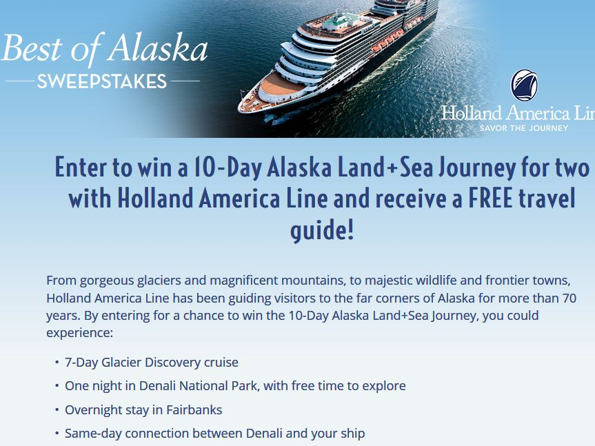Discover wildlife giveaways and sweepstakes