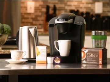 Woman's World Keurig K55 Coffee Maker + Brassica Coffee & Tea! Sweepstakes
