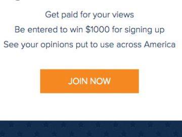 Springboard America $1,000 Sweeps