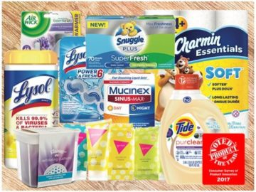 Woman's World Product of the Year Awards Winners Prize Package! Sweepstakes