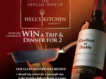 "Casillero del Diablo ""Hell's Kitchen"" Sweepstakes – Facebook"