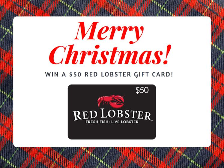 Win a $50 Red Lobster Gift Card