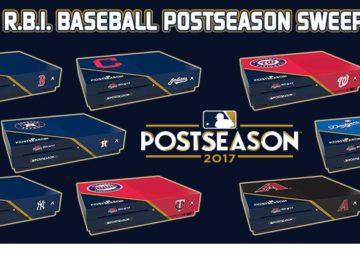 R.B.I. Baseball PostSeason Sweepstakes
