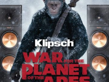 KLIPSCH / War for the Planet of the Apes Sweepstakes