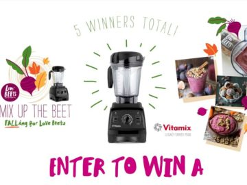 Love Beets Blender Sweepstakes
