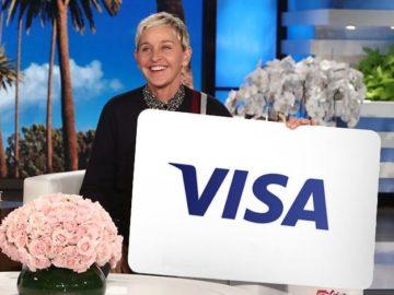 EllenTube Visa Gift Card! Sweepstakes
