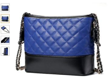 Win a Women's Quilted Shoulder Bag