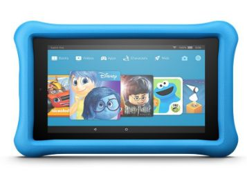 Win an All-New Fire 7 Kids Edition Tablet