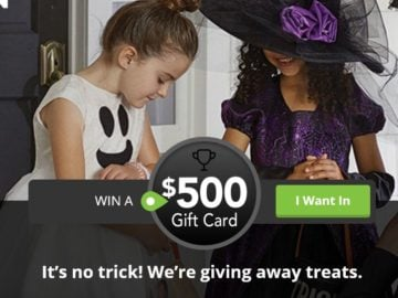 JOANN Gift Card Giveaway Sweepstakes