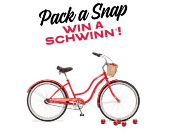 SnapDragon Pack a Snap Sweepstakes