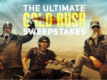 "Discovery Channel's ""Ultimate Gold Rush"" Sweepstakes"