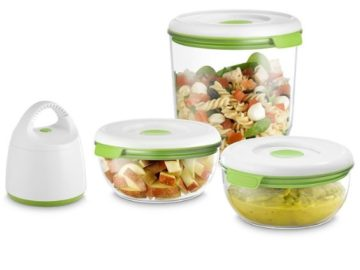 Win a FOSA Vacuum Food Storage