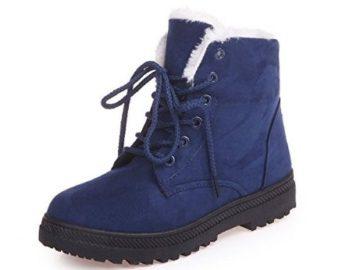 Win a Xiakolaka Women's Fleece Winter Boots