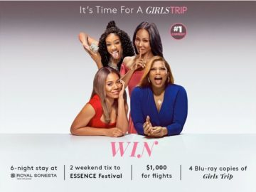 Refinery29, Universal, and Essence Magazine Sweepstakes