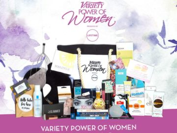 Variety's Power of Women Lifetime Gift Bag Sweepstakes