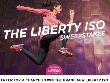 Liberty ISO Sweepstakes