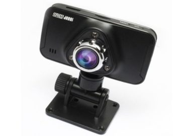 Win a Dash Cam Full HD 1080P Night Vision