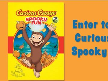 Curious George Curious Fan of the Week Sweepstakes – Facebook