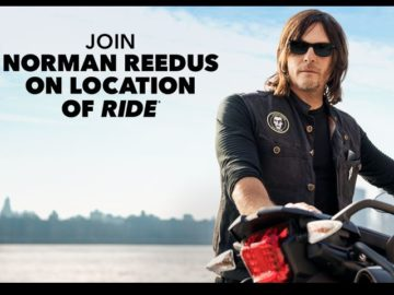 On Location with Norman Reedus Sweepstakes