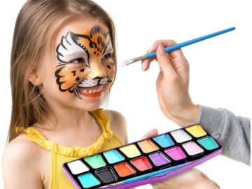 Win a Professional Face Paint Set