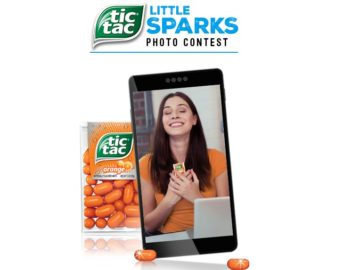 Tic Tac Little Sparks Photo Contest