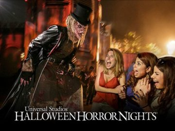 EXTRA/ Universal Halloween Horror Nights Sweepstakes