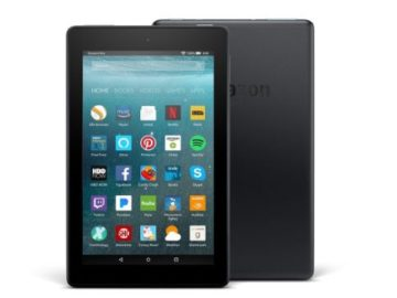 Win a All-New Fire 7 Tablet with Alexa