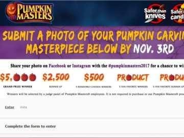 Pumpkin Masters 2017 Pumpkin Carving Contest – Facebook