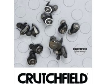 Crutchfield Truly Wireless Headphone Great Gear Giveaway Sweepstakes