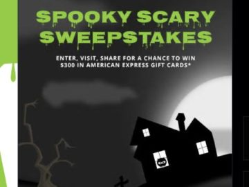 com Spooky Scary Sweepstakes