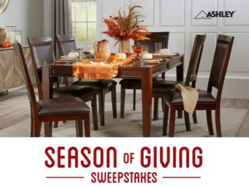 Rent-A-Center Season of Giving Sweepstakes