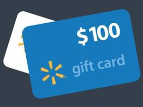 Walmart Black Friday $100 Gift Card Giveaway Sweepstakes