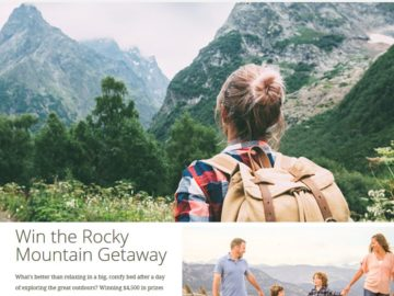 Choice Hotels Choice Privileges Rocky Mountain Getaway Sweepstakes