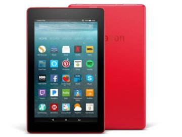 Win a Fire Tablet With Alexa!