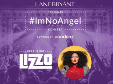 "Lane Bryant ""#ImNoAngel Concert"" Sweepstakes"