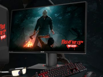 Friday the 13th Themed ORIGIN PC Giveaway Sweepstakes