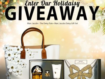Win a Marc Jacobs Gift Set
