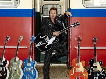 Win Brian Setzer Orchestra Christmas Rocks! Tour Tickets