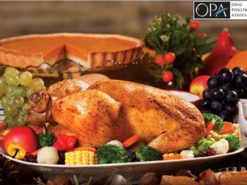 Ohio Turkey Farmers Thanksgiving Sweepstakes – Facebook