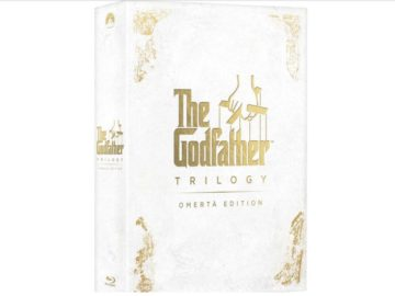 Win a Limited Edition 'The Godfather' Trilogy Gift Set