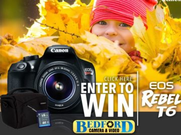 Camera & Video Canon Sweepstakes