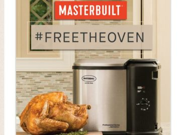 Butterball Electric Fryer by Masterbuilt Giveaway Sweepstakes