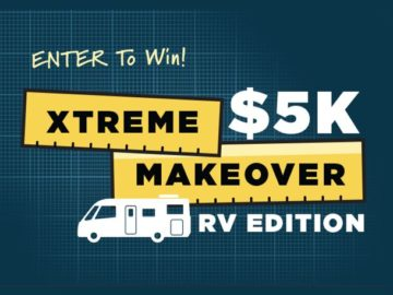 Lazydays RV Xtreme Makeover RV Edition Sweepstakes