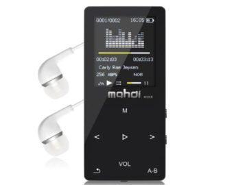 Win a Bluetooth MP3 Player
