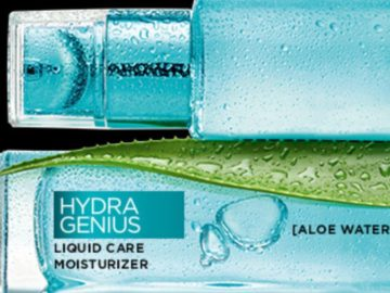 Free Sample of L'Oreal Hydra Genius Liquid Care Moisturizer